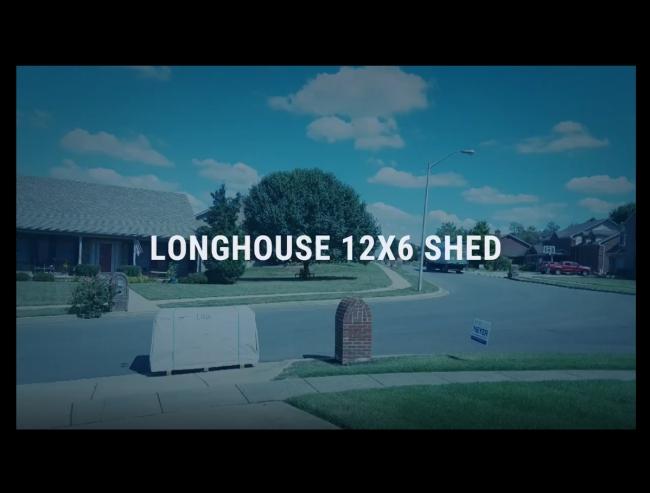 Longhouse12x6 ~組み立て~
